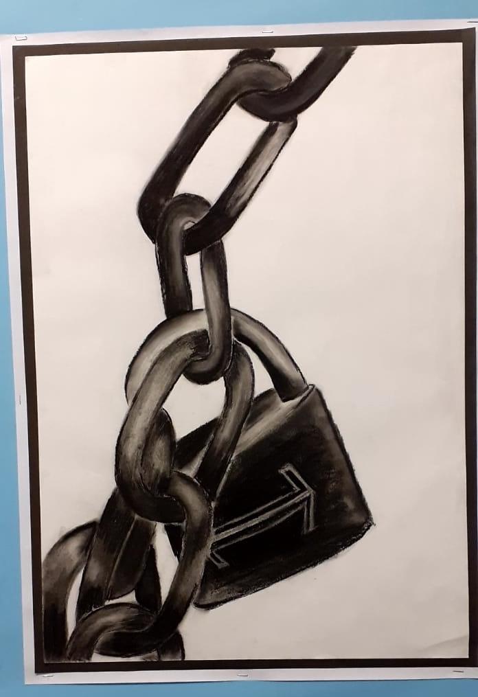 Lock mock